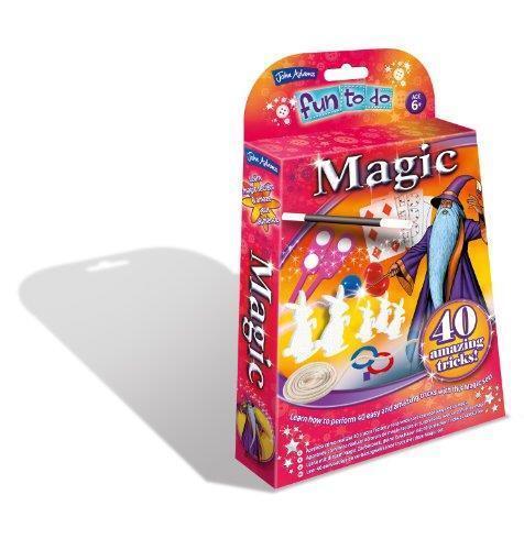 John Adams divertente fare Magic-divertente collezione di 40 Trucchi-ore di divertimento!