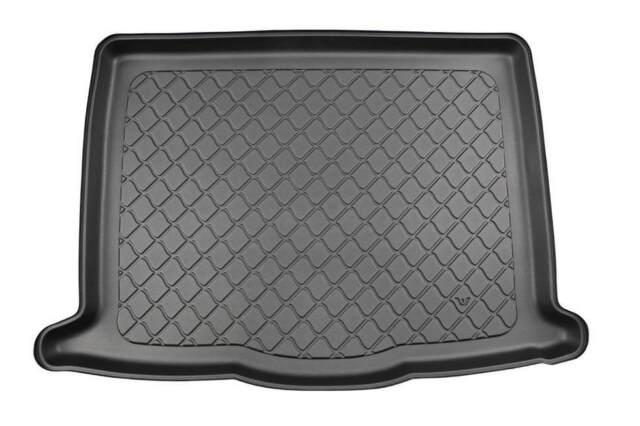 Kofferraum Wanne gummiert für Ford Focus III Hatchback 2011-2018 Boden tief