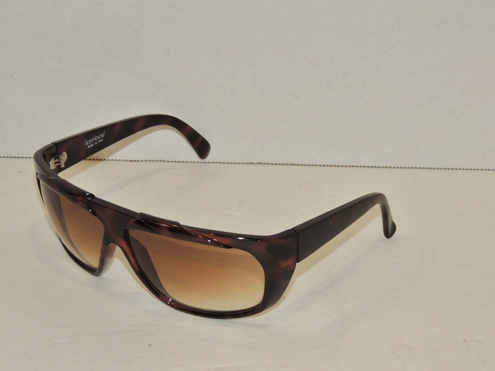 Gianni Versace Basix Brown Sunglasses  - image 5