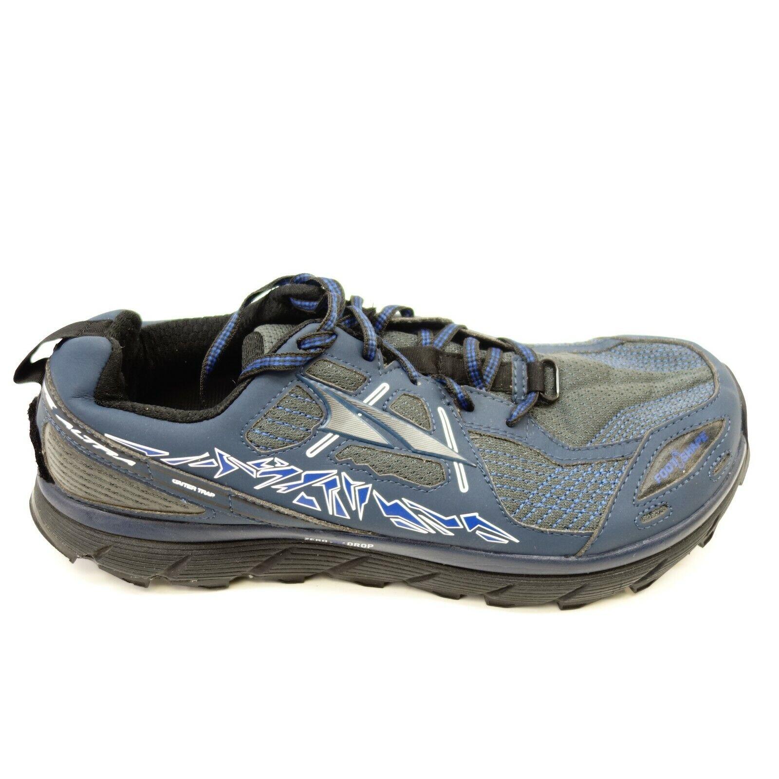 classic fit 6ec17 384a6 Altra Uomo Dimensione Dimensione Dimensione 10 Lone Peak 3.5 blu Mesh  Athletic Support Trail-Running scarpe 39e6e8