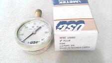 Ametek Usg Spec 168866 Tire Pressure Gauge 0 60 Psi New Old Stock