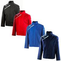 Puma Spirit Mens Training Football Rain Jacket Full Zip