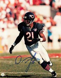 Donnell Woolford Chicago Bears Autograph 8x10 *2
