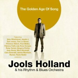 Jools-Holland-The-Golden-Age-Of-Song-NEW-CD