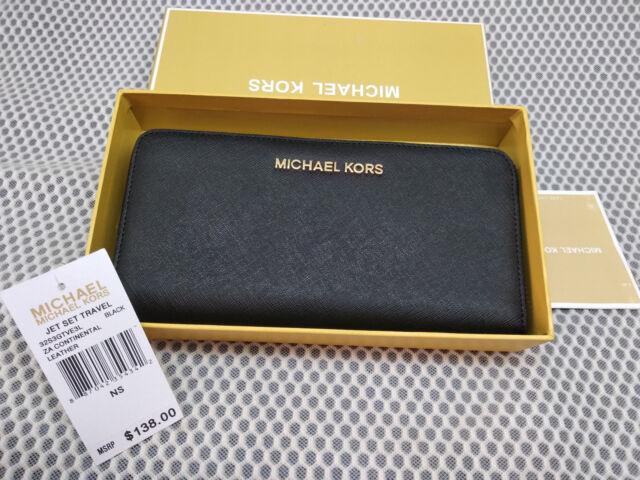 100 genuine michael kors women leather wallet purse ebay rh ebay co uk