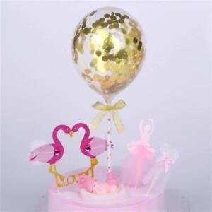 5-034-Confetti-Balloon-Wedding-Birthday-Baby-Shower-Cake-Topper-Party-Decoration