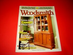 WOODSMITH-MAGAZINE-NO-188-April-May-2010