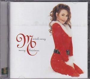 Mariah Carey Christmas Album Cover.Details About Mariah Carey Merry Christmas Cd