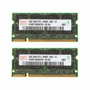 4GB-2x-2GB-Module-Sony-Vaio-PCG-VGN-DDR2-Laptop-Notebook-RAM-SODIMM-Memory-UK
