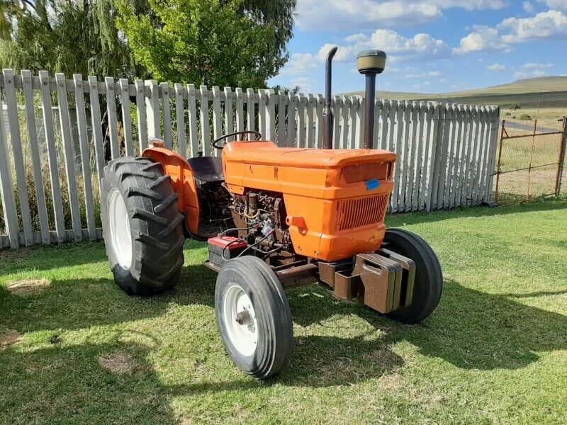***SPECIAL*** Fiat 540 Tractor