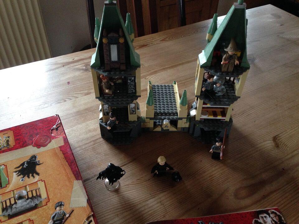 Lego Harry Potter, 4867 Hogwarts