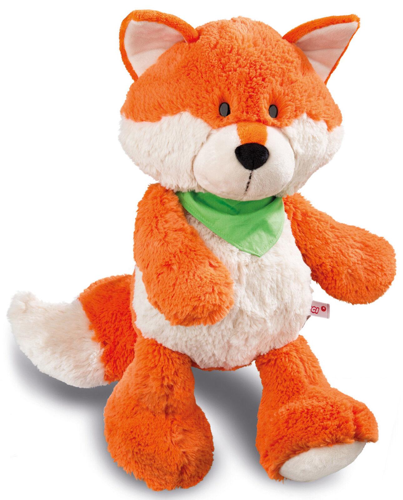 Nici Fuchs Schlenker 50cm Crazy Fox Kuscheltier Stofftier Plüschtier