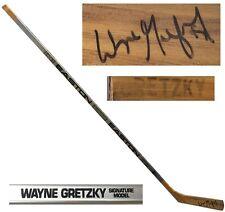 Wayne Gretzky JSA Signed Full Sized Easton Hockey Stick HOF Auto