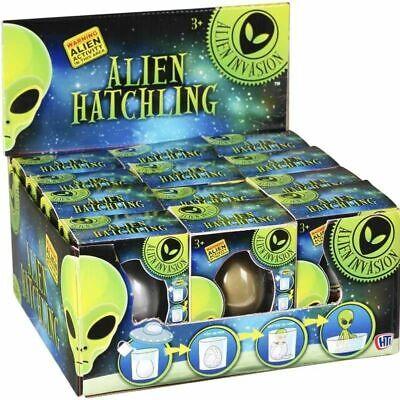 New Alien Invasion Alien Hatchling Large Egg