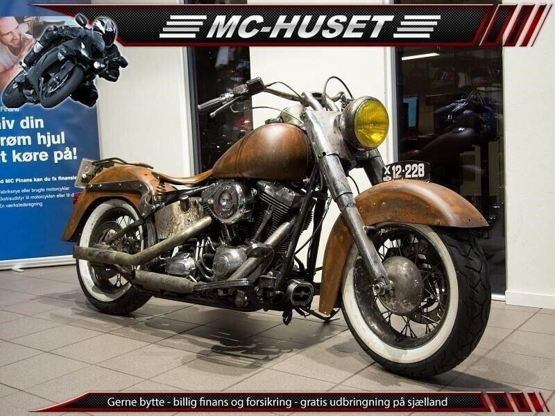 Harley-Davidson, FLSTN Softail Deluxe, ccm 1585
