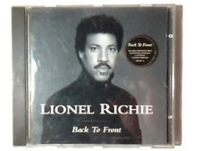 LIONEL RICHIE Back to front cd GERMANY COMMODORES