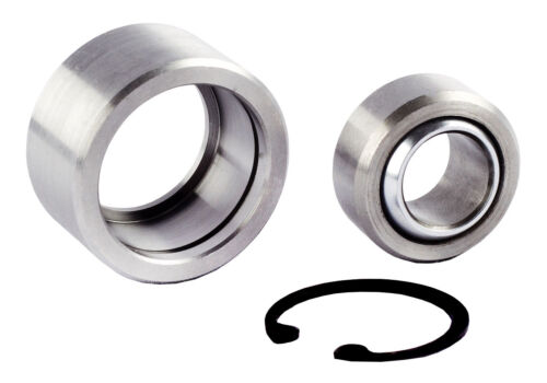 "Size ID: 5//16/"" COM-T 3//4/"" Imperial Plain Spherical Teflon Lined Bearing"