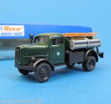 Roco H0 1330 OPEL BLITZ TLF 15 Feuerschutzpolizei WWII EDW Feuerwehr HO 1:87