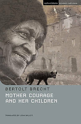 1 of 1 - Mother Courage and Her Children by Bertolt Brecht (Paperback, 1983)