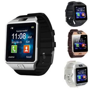 02fcf82878fa0 La foto se está cargando Ultimo-Reloj-inteligente-DZ09-Bluetooth-para -telefono-Android-