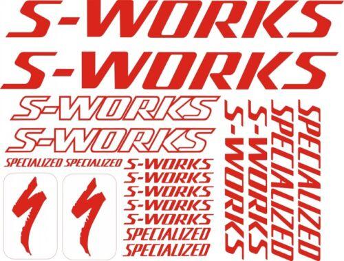 Bikes Bicycle Die Cut Stickers Set Frame Decal Sticker VINYL Decals Kit Fix Fixi