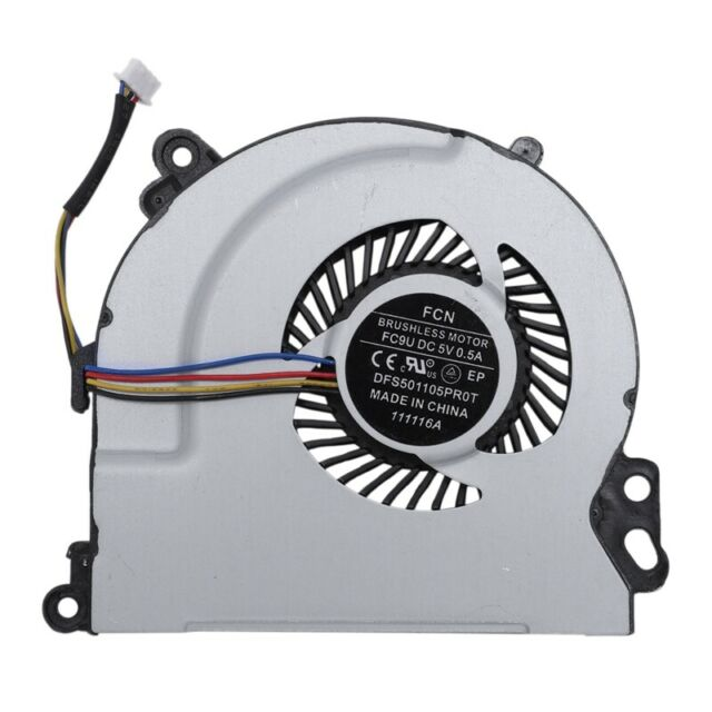 3X(New For HP Envy 15-J000 15-J100 Series Laptop CPU Cooling Fan 720235-001 3F8)