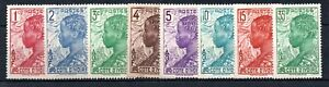 timbres-coloniaux-COTE-d-039-IVOIRE-n-109-114-117A-151-annee-1936-NEUF