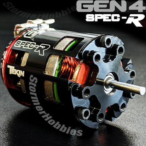 NEW Tekin Redline 17.5T Gen4 SpecR Brushless G4 Motor TEKTT2762