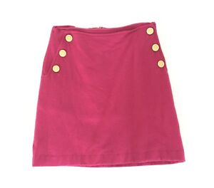 1784c570 Tommy Hilfiger B2 Womens Size 0 Mini Pencil Wool Skirt Buttons Short ...