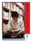 Reading Objectives F by Mark a Lyons (Paperback / softback, 2014)