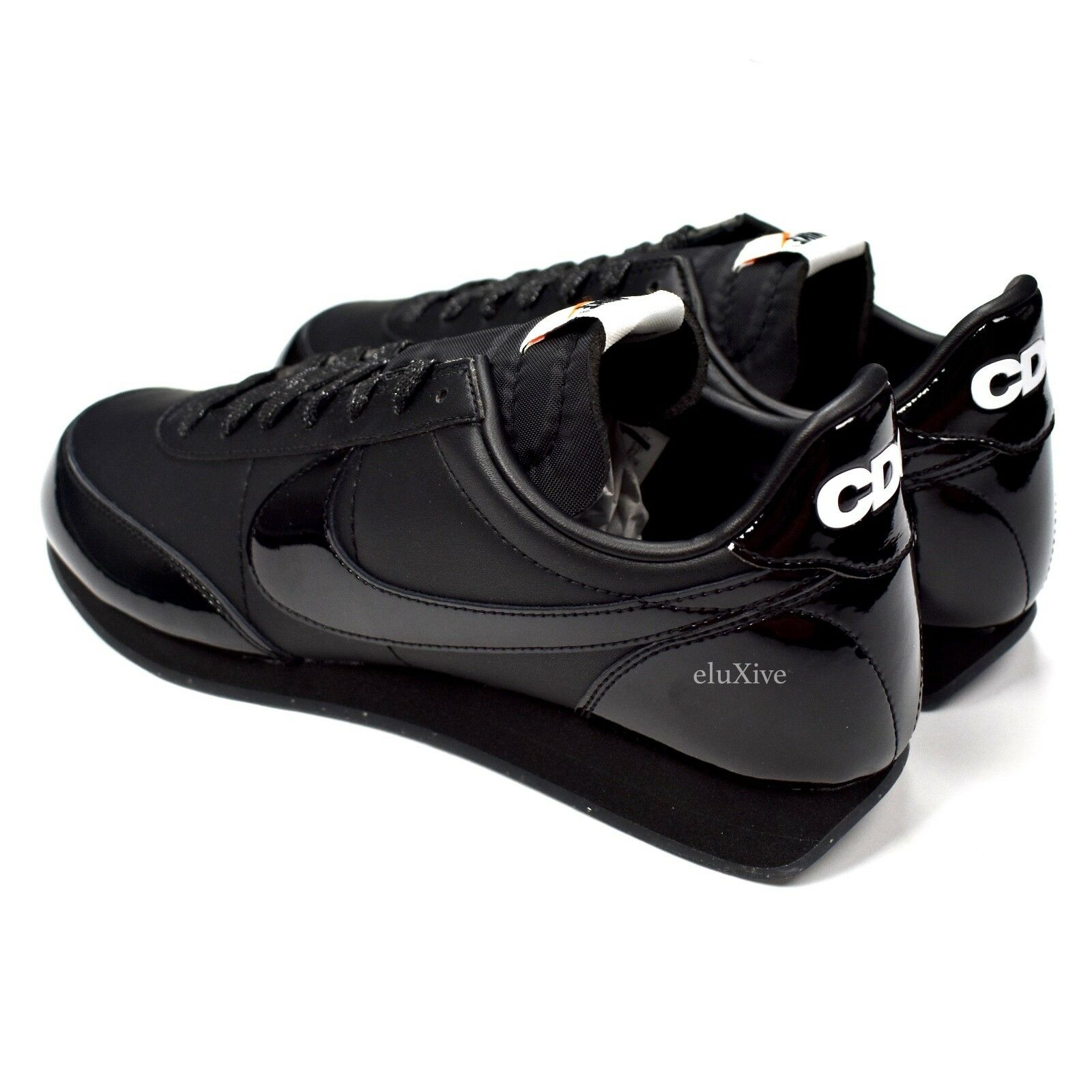NWT Comme des Garcons Nike Nike Nike Nighttrack CDG Pelle Uomo  2018 AUTHENTIC ae1f85