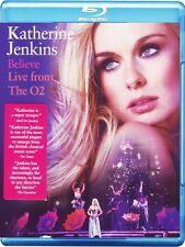 KATHERINE JENKINS - BELIEVE: LIVE FROM THE O2(BLURAY)EAGLE VISION  BLU-RAY NEU