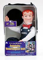 Stan Laurel Ventriloquist Dummy Doll Puppet