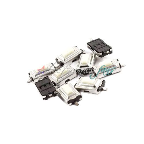 100pcs 3X6X2.5mm Tactile Push Button Schalter Tact Schalter Micro Schalter 2-Pin