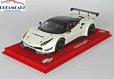BBR Ferrari 488 GTE 1/18 P18122FWB - Deluxe with display case -  Limited 12 pcs!