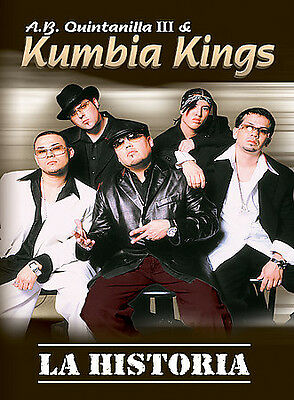 Historia by Ab Quintanilla & Kumbia Kings 724349085091   eBay