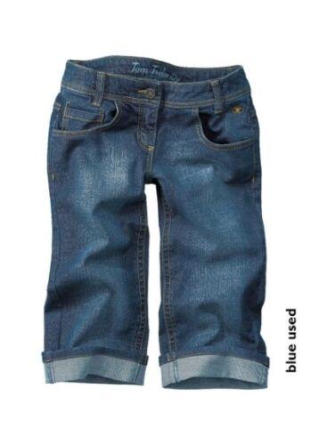TG. 176 Tom Tailor 7//8 Jeans Blu Nuovo /& OVP