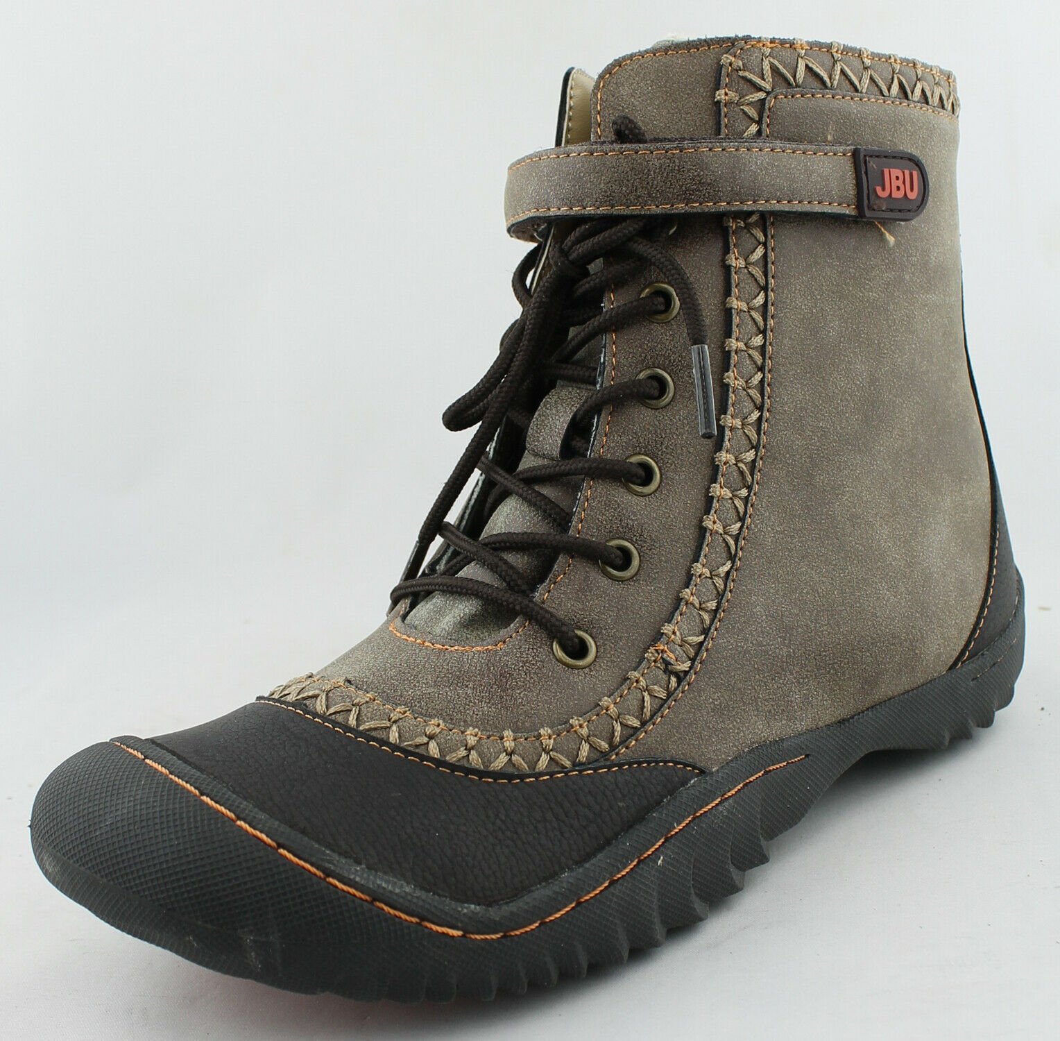 Jambu Women's Brown Sami Boot shoes Ret  New