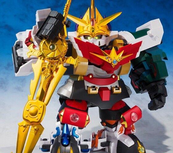 Bandai Ganso SD Gundam Gaiden cinco kikoushin conjunto figura Tamashii Nación Nuevo