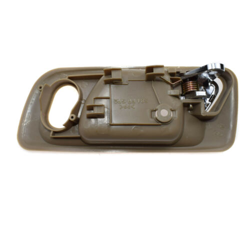 New Beige Front Right Inner Door Handle For Honda Accord Odyssey 72125S84A01ZB