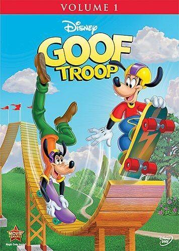Goof Troop 1 - 3 DISC SET (2015, DVD NEW)