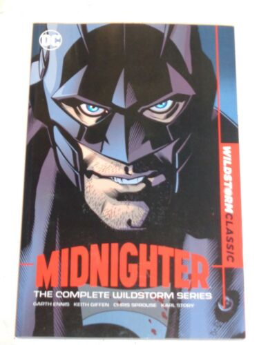 1 of 1 - Midnighter Complete Wildstorm Series Garth Ennis (Paperback)< 9781401267919