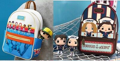 NEW! Stranger Things Scoops Ahoy Backpack Loungefly