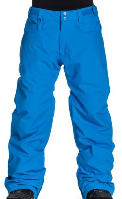 Quiksilver Youth STATE Kids Snowpant Ski-/Snowboard Hose Boys brilliant blue Neu