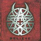 Believe [PA] by Disturbed (Nu-Metal) (CD, Jan-2008, Reprise)