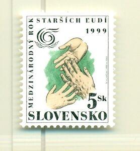 EMBLEMI-EMBLEM-SLOVAKIA-1999-Year-of-Older-Person