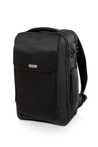 "Kensington SecureTrek Lockable Anti-Theft 15/"" Laptop Backpack K98617WW"