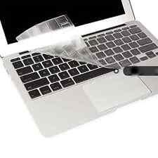 """Transparent Protège de clavier en silicone Apple Macbook Pro /Retina 13"""" 15"""""""