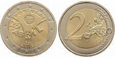 """2 Euro Portugal 2014 """"40 Jahre Nelkenrevolution"""" prägefrsich aus Originalrolle"""
