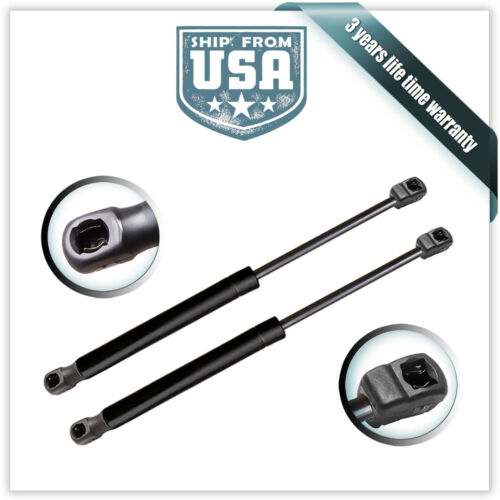 2Qty For Audi A4 A4 Quattro 2003-2006 Front Hood Lift Support Shock Spring Strut